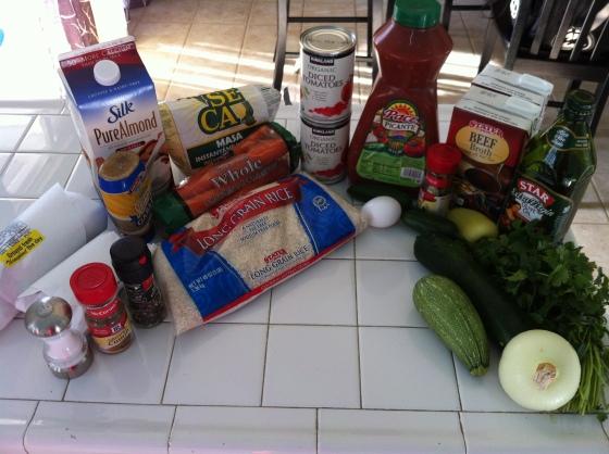 Gluten Free Albondigas